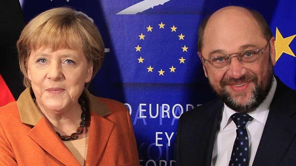 Ќе направат ли Меркел и Шулц конечно влада