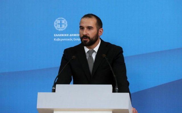 Грчката влада очекува исчекор кон решение на средбата Заев  Ципрас во Давос