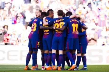 Нова победа на Барса во Ла Лига