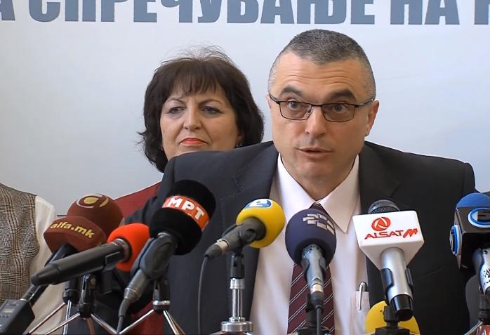 Падна првата оставка во Антикорупциска   Горан Миленков се повлекол поради здравствени причини