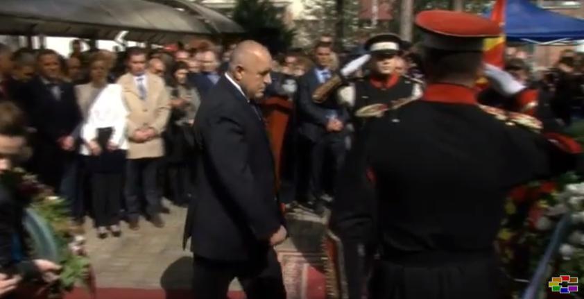 75 години од холокаустот на Евреите   Борисов жали  но не се извинува