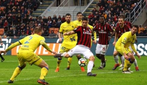 Милан со пресврт до победа против Киево