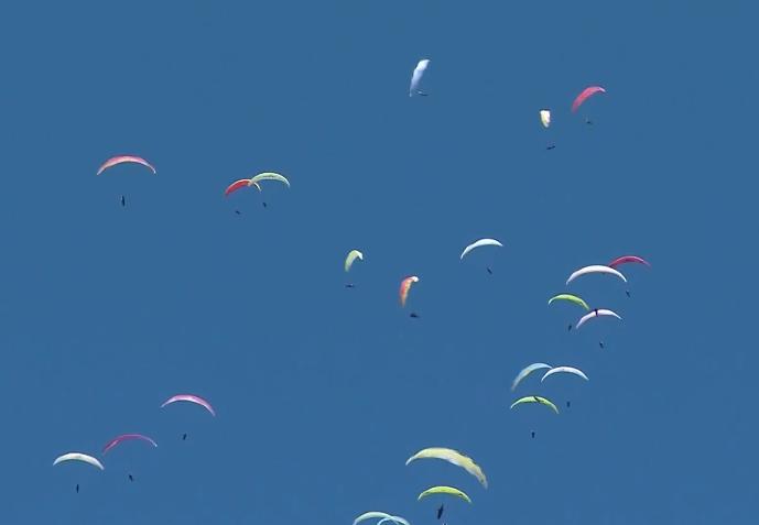 Крушево стана една од 10 те најдобри дестинации за параглајдинг во Европа