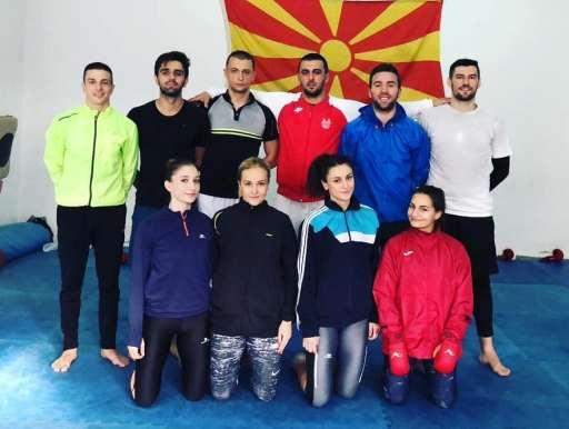 СП Карате: Македонија патува по трофеи во Мадрид