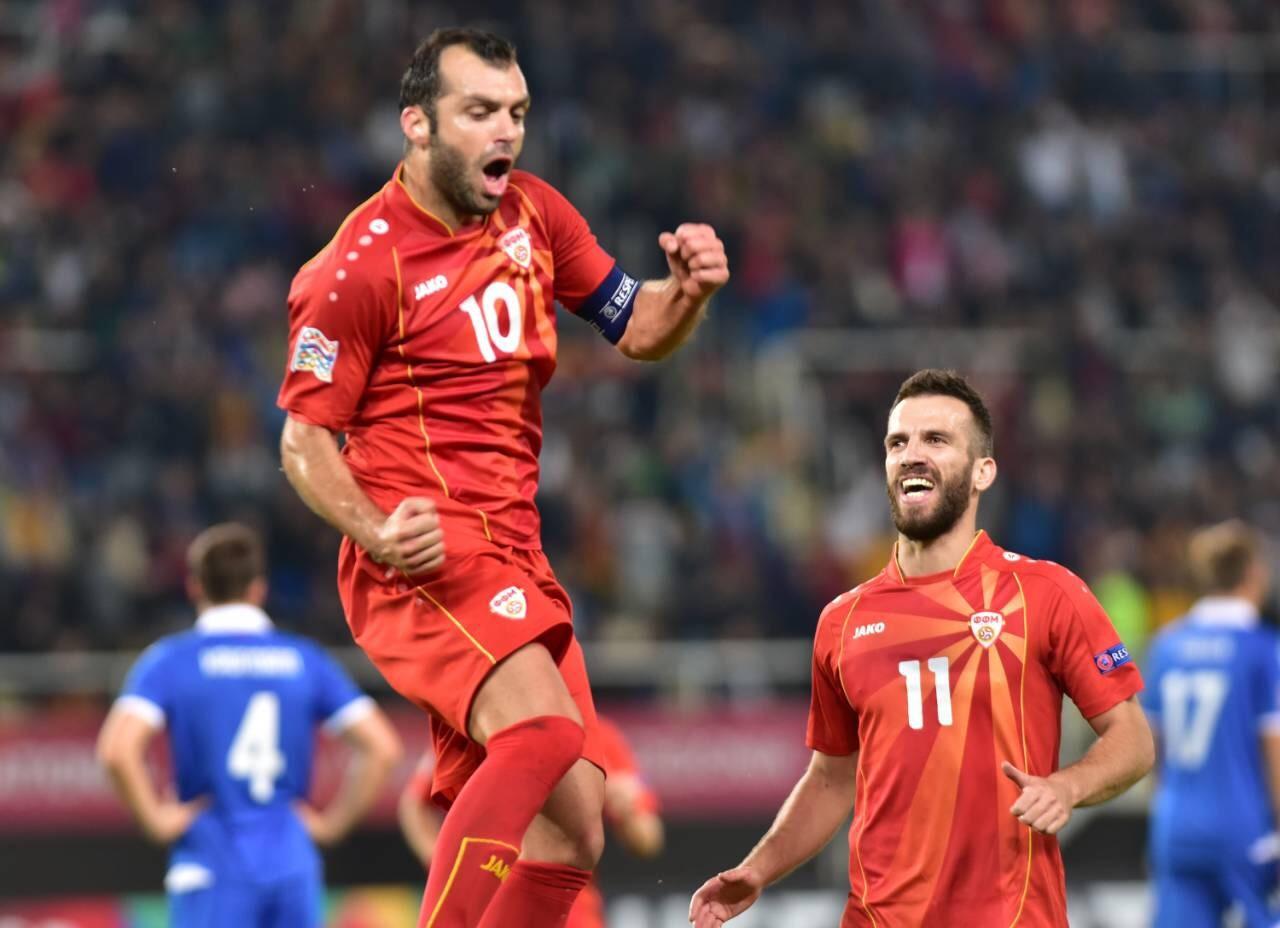 Лига на нации: На Македонија и се насмевнува полуфинале